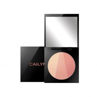 Палитра румян Cailyn O! Triple Blusher Palette