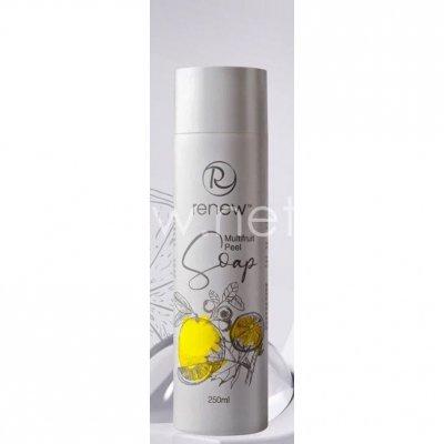 Мультифруктовое отшелушивающее мыло Renew Multifruit peel soap 250 мл