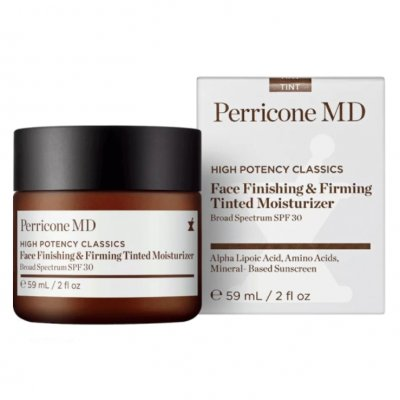 Увлажняющий крем с тоном и SPF 30 Perricone MD High Potency Classics Face Finishing & Firming Tinted Moisturizer 59 мл