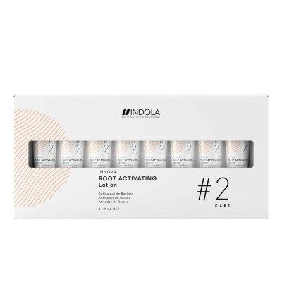 Сыворотка, стимулирующая рост волос Indola Innova Specialists Hairgrowth Lotion 8 x 7 мл
