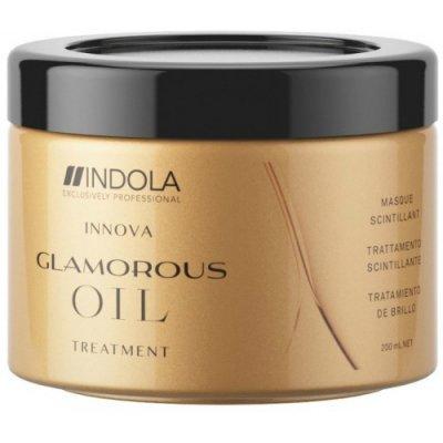 Маска для блеска волос Indola Innova Glamour Crystal Hair Mask