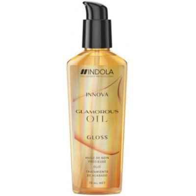 Масло для блеска волос Indola Innova Glamorous Oil Finishing Treatment 75 мл
