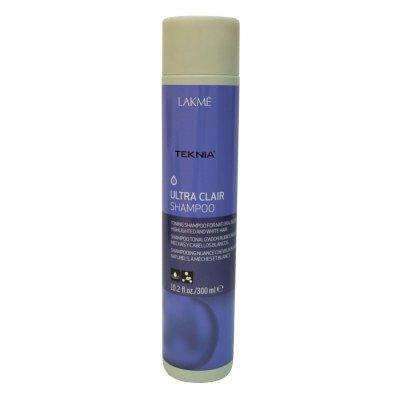 Шампунь для светлых и осветленных волос Lakme TEKNIA Ultra Clair