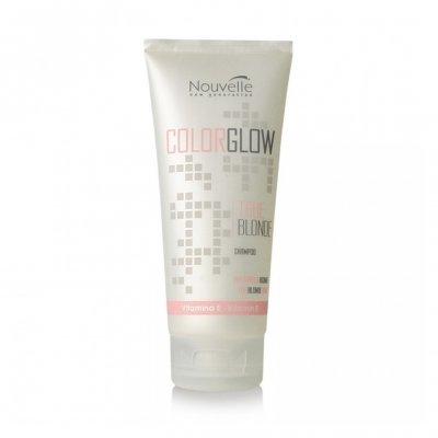 Шампунь против желтизны Nouvelle True Blonde Shampoo 200 мл