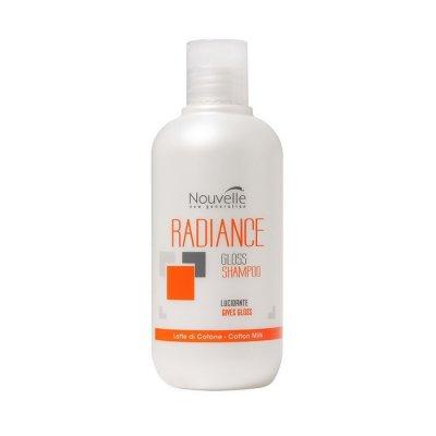 Шампунь питающий для блеска волос Nouvelle Gloss Shampoo 250 мл