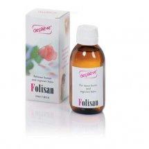 Фолисан в бутылке точечного использования на области с вросшими волосами Depileve Folisan 150 мл