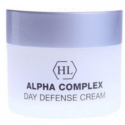 Дневной защитный крем с фруктовыми кислотами Holy Land Alpha Complex Day Defense Cream SPF-15 50 мл