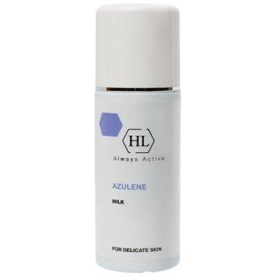 Очищающее молочко для сухой и чувствительной кожи лица Holy Land Azulen Milk 250 мл