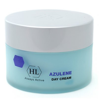 Дневной нежный увлажняющий крем с легкой текстурой Holy Land Azulen Day Care 250 мл