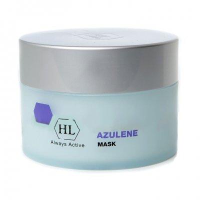 Питательная маска выравнивающая поверхность и цвет кожи Holy Land Azulen Mask 250 мл