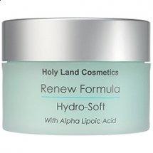 Легкий увлажняющий дневной крем неоставляющий жирного блеска Holy Land Renew Formula Hydro Soft Cream SPF-12