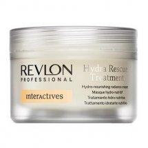 Крем лечебный увлажняющий для сухих волос Revlon Hydra Rescue Treatment
