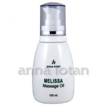Масло массажное мелиссовое Anna Lotan Professional Melissa Massage Oil 100 мл