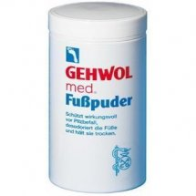 Пудра геволь-мед Gehwol Foot Powder 100 гр
