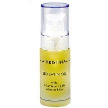 Масло био сатин для всех типов кожи Christina Bio Satin Oil 30 мл