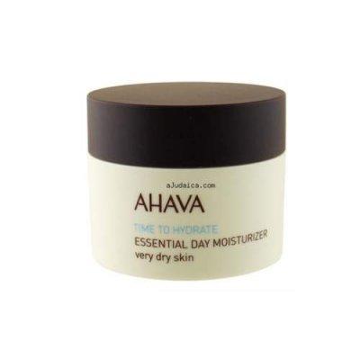 Увлажняющий крем дневной для очень сухой кожи лица Ahava Essential Day Moisturizer Very Dry 50 мл