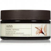Масло для тела (гибискус и инжир) Ahava Body Butter Mineral Botanic Hibiscus 235 мл