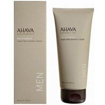Мягкий крем для бритья без пены для мужчин Ahava Men Foam-Free Shaving Cream 200 мл
