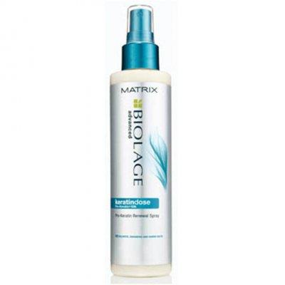 Восстанавливающий спрей для восстановления волос Matrix Biolage Keratindose Pro-Keratin Renewal Spray 200 мл