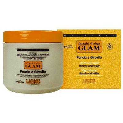 Грязевая маска из морских водорослей для живота и талии Guam Fanghi d'Alga Pancia e Girovita