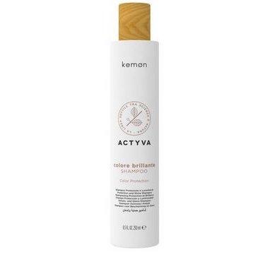 Шампунь для окрашенных волос Kemon Colore Brillante Shampoo