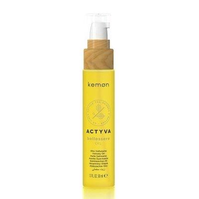 Масло питательное для волос всех типов Kemon Actyva Benessere 125 мл
