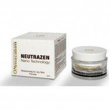 Дневной увлажняющий крем для жирной кожи Onmacabim Neutrazen Tricolas Moisturizing for Oily Skin SPF15 50 мл