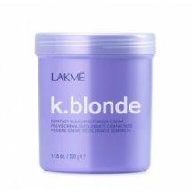 Обесцвечивающий порошок Lakme K.BLONDE COMPACT POWDER CREAM 500 гр