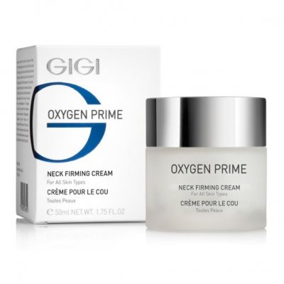 Укрепляющий крем для шеи GIGI Oxygen Prime Advanced Neck Firming Cream